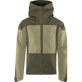 Fjällräven Keb Jacket Herren deep forest-laurel green